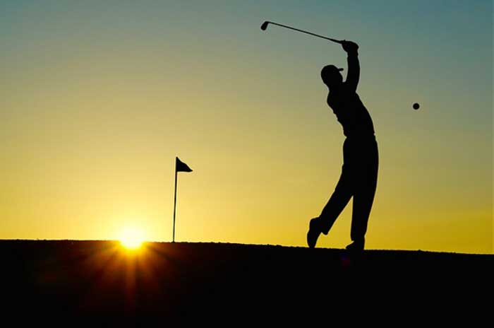 Golf hypnotherapy