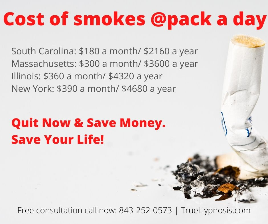 quit smoking and save money and your life
